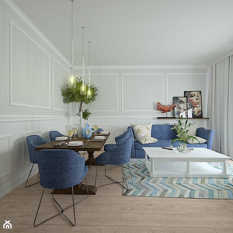Modern vintage - Salon, styl nowoczesny - zdjęcie od Home Atelier ...