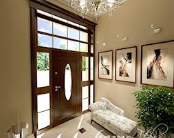 Hiszpańska dacza - Hol / przedpokój, styl klasyczny - zdjęcie od Home Atelier Aneta Rosińska-Dadsi - Homebook