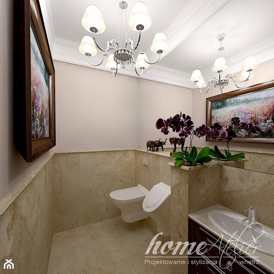Hiszpańska dacza - Łazienka, styl klasyczny - zdjęcie od Home Atelier Aneta Rosińska-Dadsi