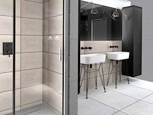 Łazienka - Łazienka, styl industrialny - zdjęcie od IN360.PL specjaliści wyposażenia łazienek i wnętrz