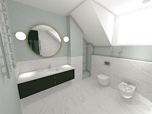 Łazienka - Łazienka, styl nowoczesny - zdjęcie od IN360.PL specjaliści wyposażenia łazienek i wnętrz