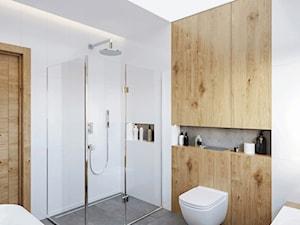 Łazienka - Łazienka, styl skandynawski - zdjęcie od IN360.PL specjaliści wyposażenia łazienek i wnętrz