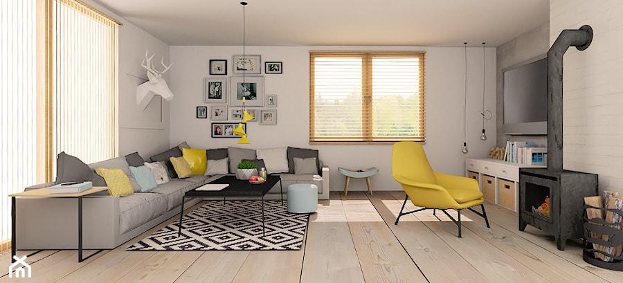 salon zdj cie od kingdom home staging homebook. Black Bedroom Furniture Sets. Home Design Ideas