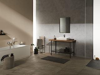 5 powodów, dla których warto docenić geometryczne kształty w nowoczesnej łazience