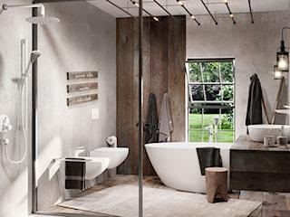 4 pomysły na aranżację łazienki – zobacz, co będzie modne w 2021 roku