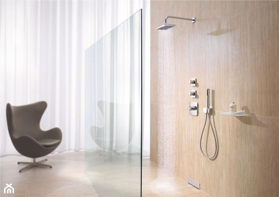 KLUDI E2 - Duża łazienka jako salon kąpielowy - zdjęcie od KLUDI