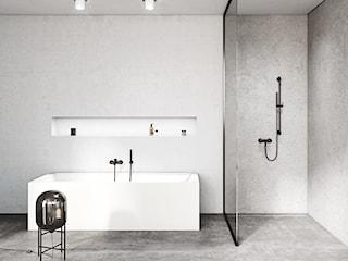 Czarne baterie łazienkowe – do jakich wnętrz pasują i dlaczego warto się na nie zdecydować?