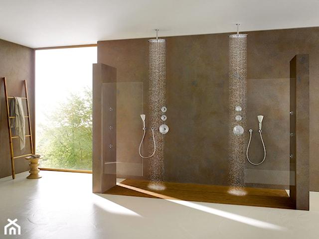 Podtynkowe baterie KLUDI – minimalizm, funkcjonalność, świetny design
