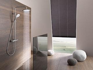 Jak sprawić by Twoja łazienka była bardziej funkcjonalna? Zacznij od wymiany natrysków. Zobacz najnowsze rozwiązania od Kludi