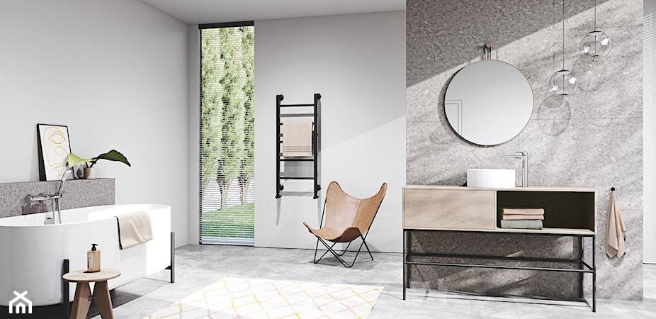 Elegancka łazienka w stylu hotelowym – sprawdź, jak urządzić wymarzony salon kąpielowy