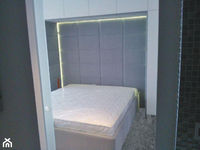 Panele Tapicerowane Z łóżkiem Zdjęcie Od Benn Design