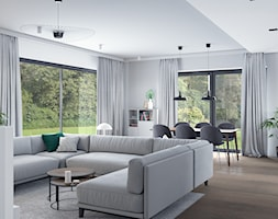 Salon - zdjęcie od Mohav Design - Homebook
