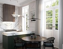 Mała jadalnia - zdjęcie od Mohav Design - Homebook