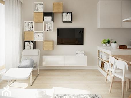 Aranżacje wnętrz - Salon: Salon - Mohav Design. Przeglądaj, dodawaj i zapisuj najlepsze zdjęcia, pomysły i inspiracje designerskie. W bazie mamy już prawie milion fotografii!