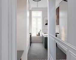 Hol/ Przedpokój z siedziskiem - zdjęcie od Mohav Design - Homebook