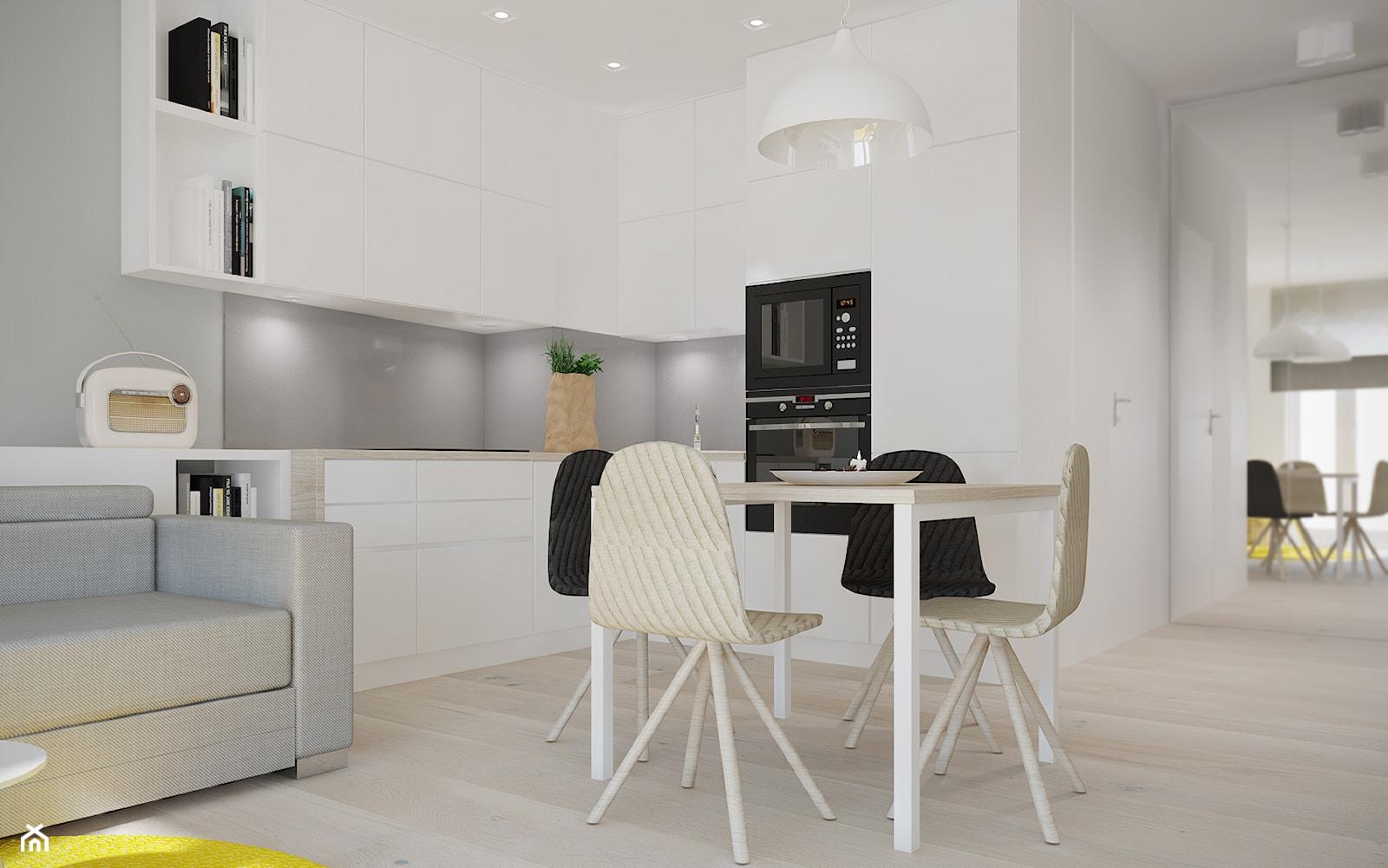 Aneks kuchenny i rozkładany stół jadalniany - zdjęcie od Mohav Design - Homebook