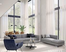 Salon i jadalnia - zdjęcie od Mohav Design - Homebook