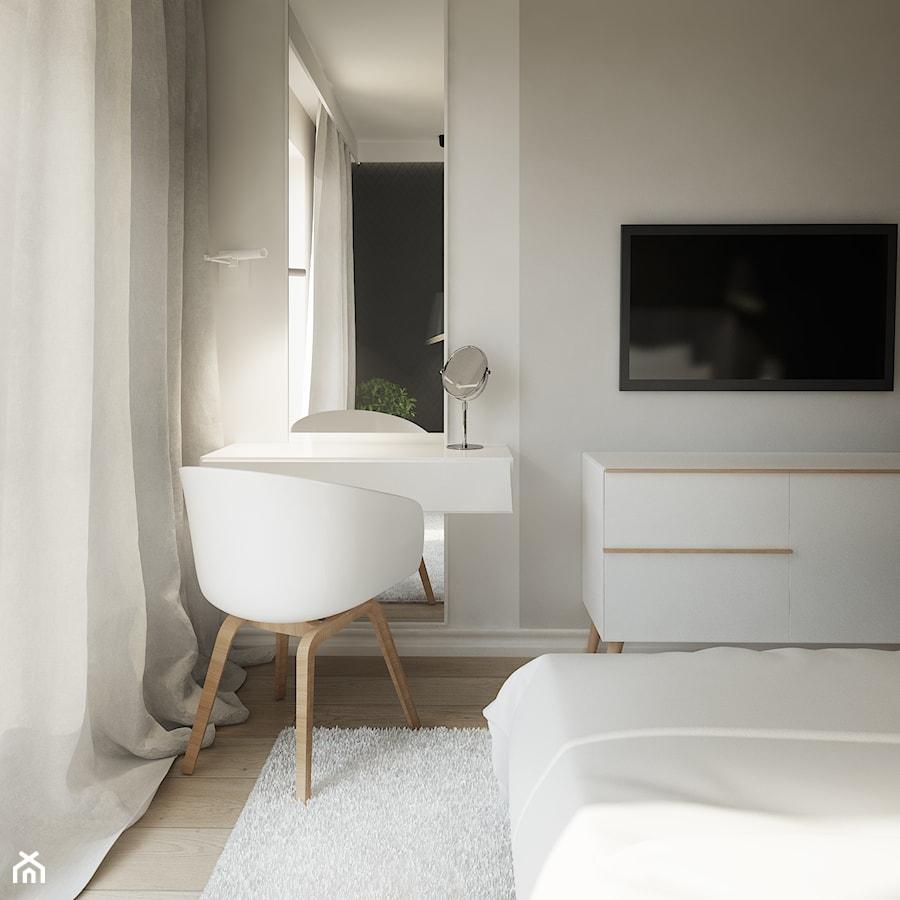 Sypialnia Z Toaletką Aranżacje Pomysły Inspiracje Homebook