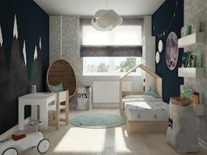 Pokój chłopca - zdjęcie od Mohav Design
