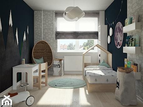 Aranżacje wnętrz - Pokój dziecka: Pokój chłopca - Mohav Design. Przeglądaj, dodawaj i zapisuj najlepsze zdjęcia, pomysły i inspiracje designerskie. W bazie mamy już prawie milion fotografii!