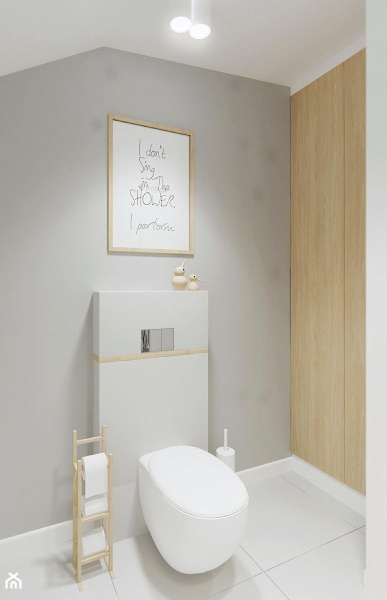 Mala łazienka - zdjęcie od Mohav Design