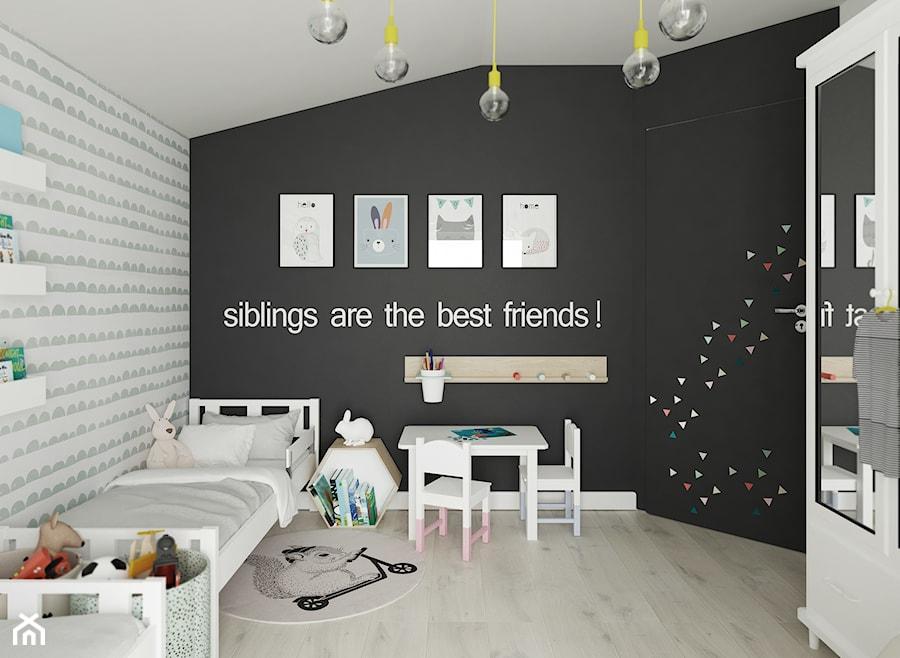 Aranżacje wnętrz - Pokój dziecka: Pokój dla rodzeństwa - Mohav Design. Przeglądaj, dodawaj i zapisuj najlepsze zdjęcia, pomysły i inspiracje designerskie. W bazie mamy już prawie milion fotografii!
