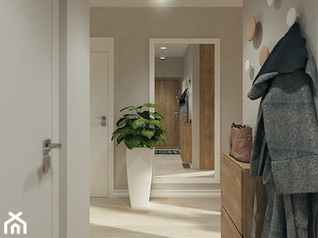 Aranżacje wnętrz - Hol / Przedpokój: Hol- wodk z wejścia do mieszkania - Mohav Design. Przeglądaj, dodawaj i zapisuj najlepsze zdjęcia, pomysły i inspiracje designerskie. W bazie mamy już prawie milion fotografii!