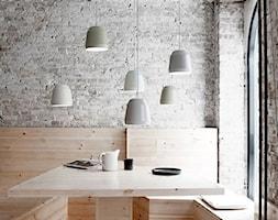 Jadalnia, styl industrialny - zdjęcie od BeautifulSolution
