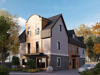 Projekt Wnętrz i Elewacji Hotelu