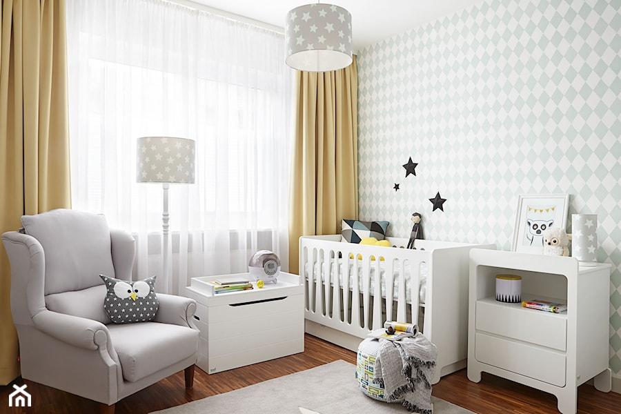 Aranżacje wnętrz - Pokój dziecka: Kolekcja Grey Stars - Lamps and Company. Przeglądaj, dodawaj i zapisuj najlepsze zdjęcia, pomysły i inspiracje designerskie. W bazie mamy już prawie milion fotografii!