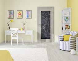 Drzwi wewnętrzne - Pokój dziecka, styl nowoczesny - zdjęcie od POL-SKONE - Homebook