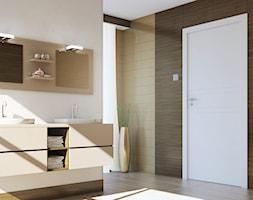 Drzwi wewnętrzne - Łazienka, styl tradycyjny - zdjęcie od POL-SKONE - Homebook