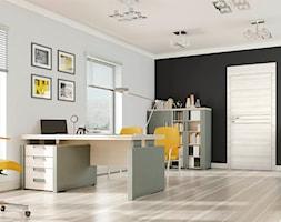 Drzwi wewnętrzne - Wnętrza publiczne, styl eklektyczny - zdjęcie od POL-SKONE - Homebook