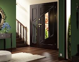 Drzwi wewnętrzne - Hol / przedpokój, styl klasyczny - zdjęcie od POL-SKONE - Homebook