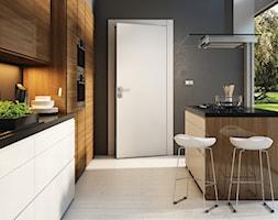 Drzwi wewnętrzne - Kuchnia, styl industrialny - zdjęcie od POL-SKONE - Homebook