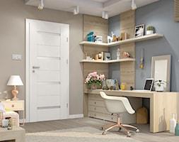Drzwi wewnętrzne - Pokój dziecka, styl tradycyjny - zdjęcie od POL-SKONE - Homebook