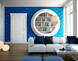 Drzwi wewnętrzne - Salon, styl eklektyczny - zdjęcie od POL-SKONE - Homebook