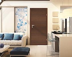 Drzwi wewnętrzne - Salon, styl glamour - zdjęcie od POL-SKONE - Homebook