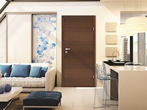 Drzwi wewnętrzne - Salon, styl glamour - zdjęcie od POL-SKONE