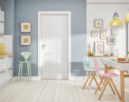 Drzwi wewnętrzne - Kuchnia, styl skandynawski - zdjęcie od POL-SKONE - Homebook
