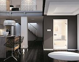Drzwi wewnętrzne - Kuchnia, styl eklektyczny - zdjęcie od POL-SKONE - Homebook
