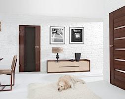 Drzwi wewnętrzne - Hol / przedpokój, styl tradycyjny - zdjęcie od POL-SKONE - Homebook