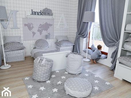 Aranżacje wnętrz - Pokój dziecka: Kolekcja Stars - Caramella. Przeglądaj, dodawaj i zapisuj najlepsze zdjęcia, pomysły i inspiracje designerskie. W bazie mamy już prawie milion fotografii!