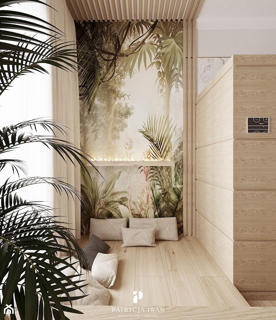 Łazienka spa w kamienicy - zdjęcie od Architektura & Wnętrza Patrycja Iwan - Homebook