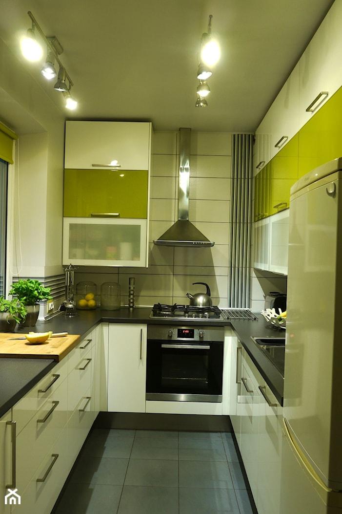 KUCHNIA RADZYMIN - Kuchnia, styl nowoczesny - zdjęcie od Kamila Przybysz - Homebook
