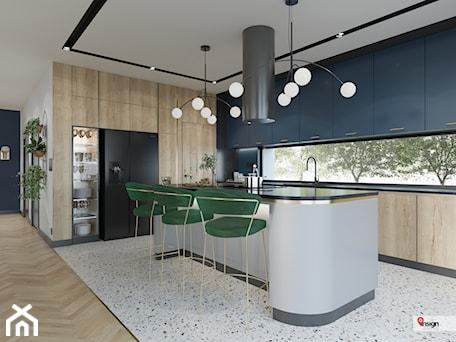 Aranżacje wnętrz - Kuchnia: Im_02 - Kuchnia, styl vintage - InSign Aranżacje. Przeglądaj, dodawaj i zapisuj najlepsze zdjęcia, pomysły i inspiracje designerskie. W bazie mamy już prawie milion fotografii!