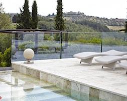 Architettura Sonora - Duży taras z basenem - zdjęcie od Art Cinema