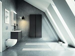 Seria Acanto - Łazienka, styl minimalistyczny - zdjęcie od Geberit