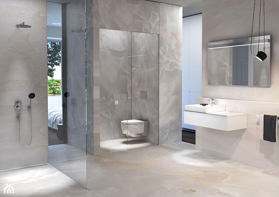 Geberit Aquaclean Mera łazienka Styl Nowoczesny Zdjęcie
