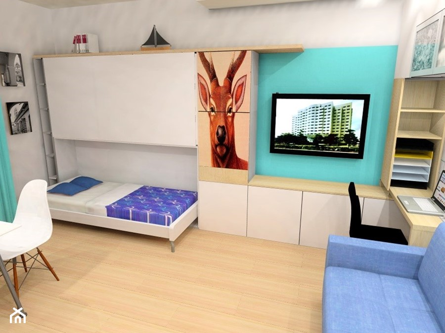 ko pi trowe chowane w szafie zdj cie od bravvo sp z o o homebook. Black Bedroom Furniture Sets. Home Design Ideas